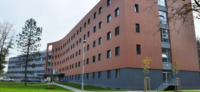 Nemocnice Uherské Hradište - budova C